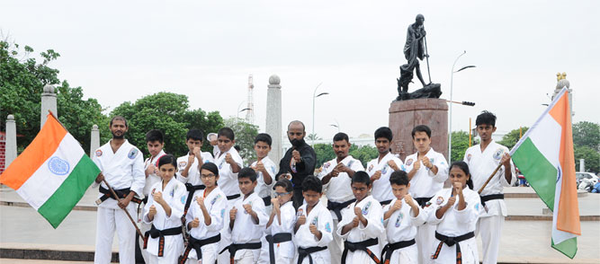 born to fight chennai born to fight india karate institute